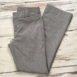 Banana Republic Wool Pants Martin Fit Stretch 4